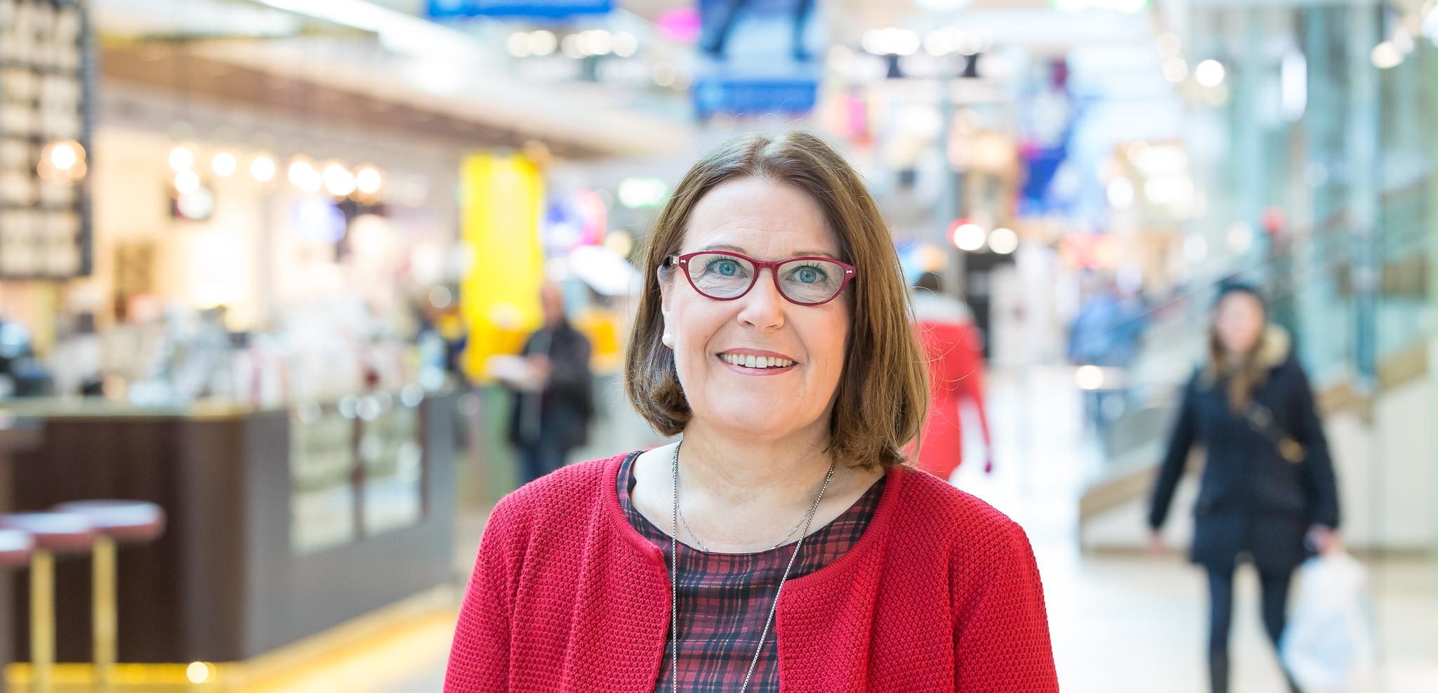 Karin Johansson Svensk Handel