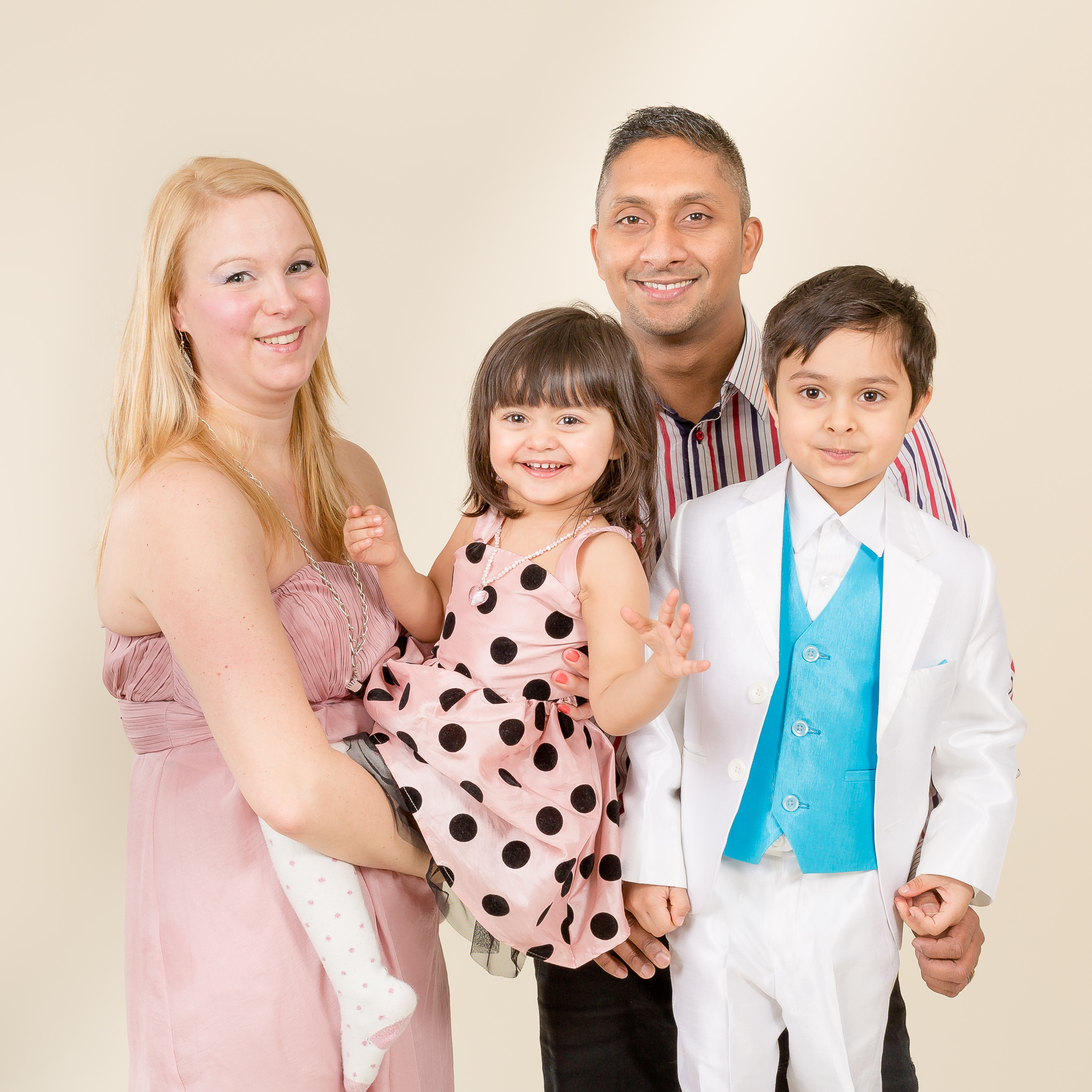 Familjefotografering - 999 kr