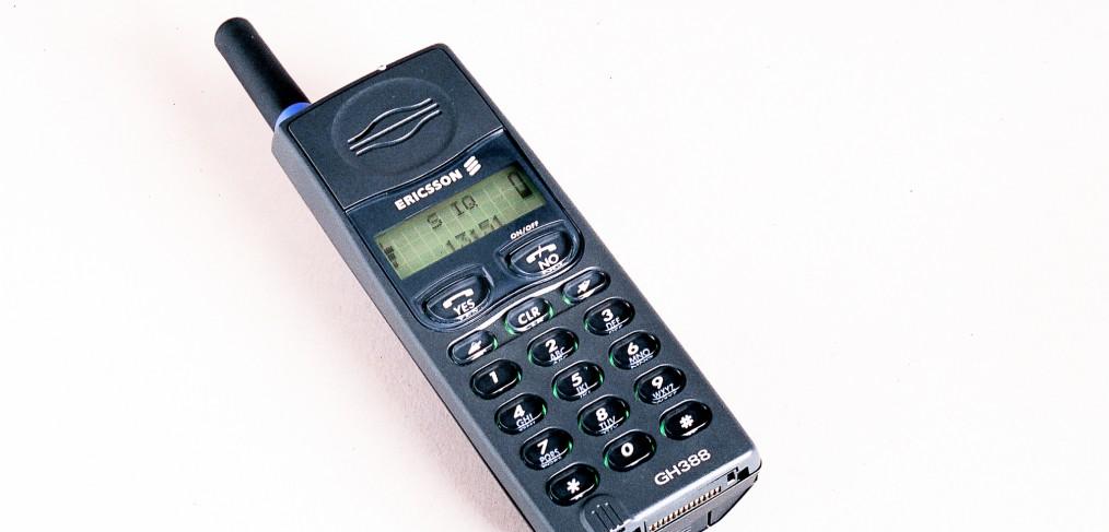 Mobiltelefon Ericsson GH388
