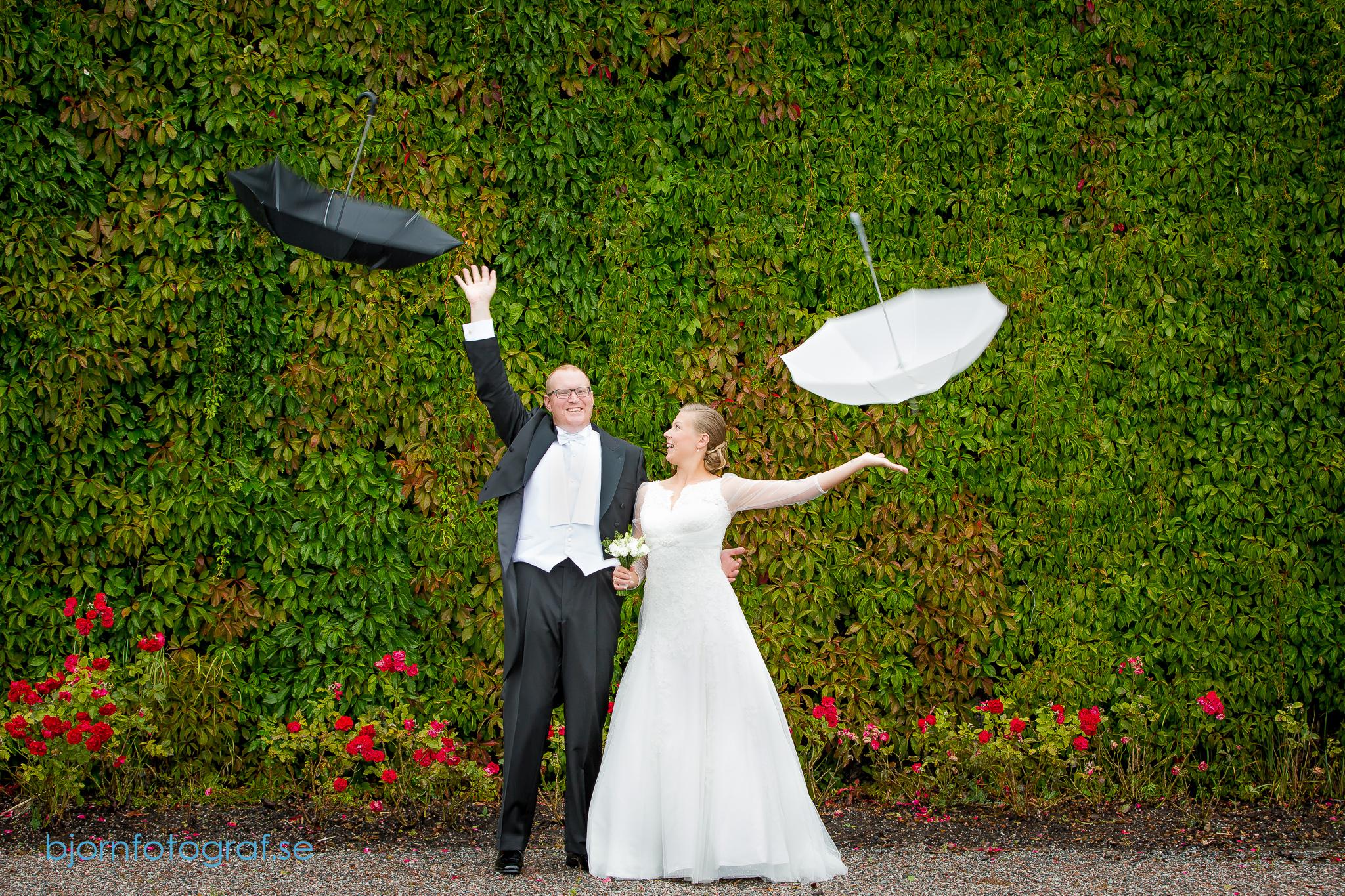 Regn Bröllop