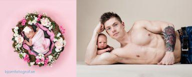 Nyföddfotografering Södermalm