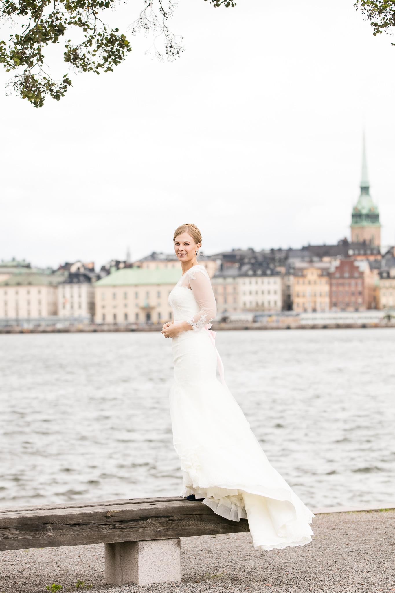 Brud Stockholm