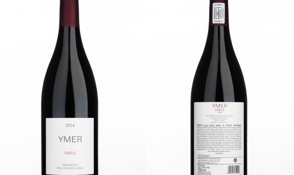 Fotografera vinflaska