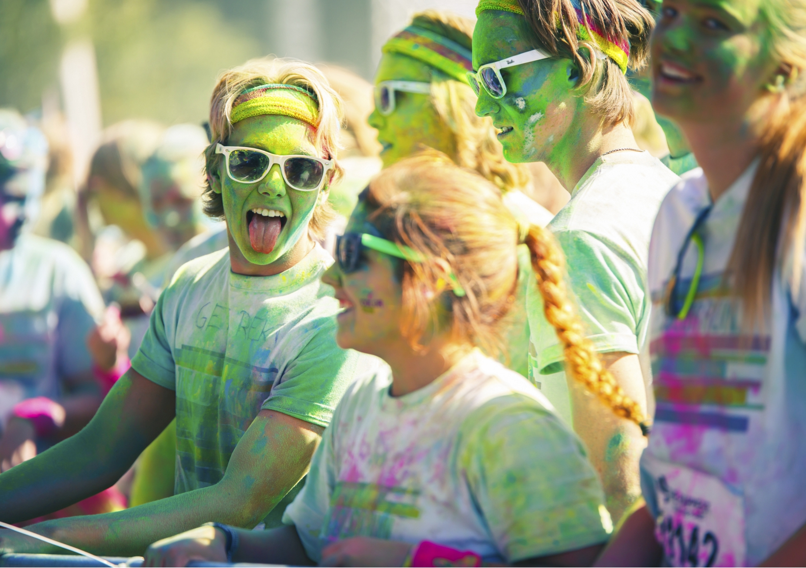 The Color Run Stockholm