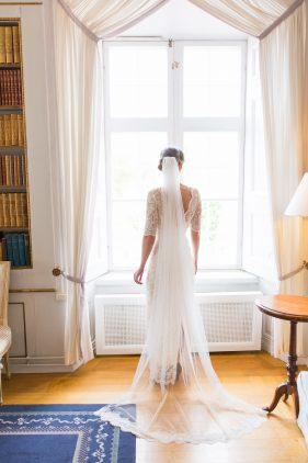 Bröllop på Mauritzberg slott