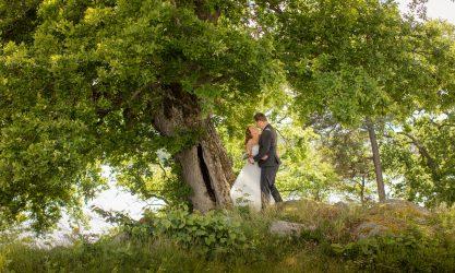 Bröllop Bergendals