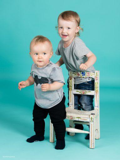 Barn & syskonfoto