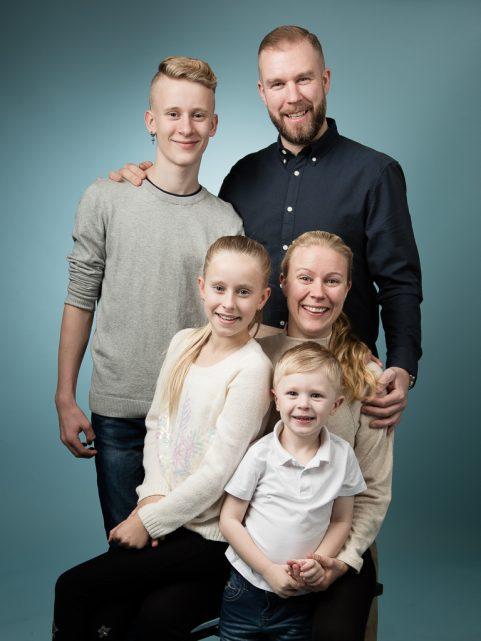 Barn och Familj