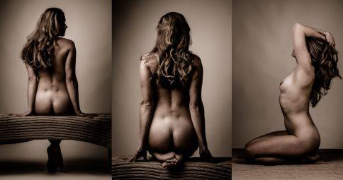 Fine Art Nude fotografering i Stockholm