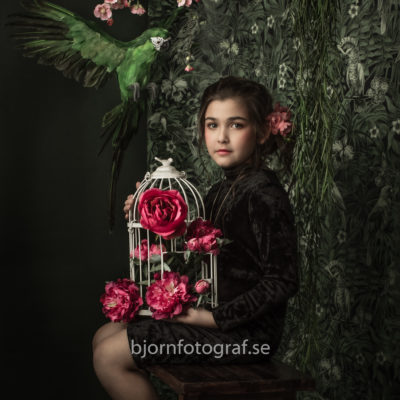 Prisvinnande bild - Årets Porträttfotograf