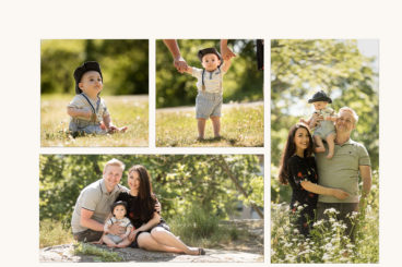 Barn & Familj utomhus